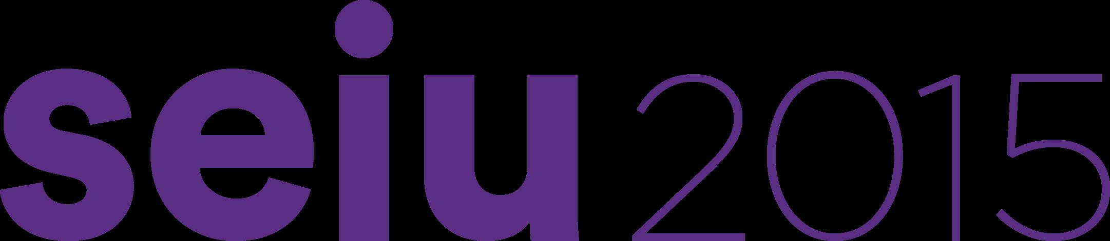 SEIU Local 2015 logo