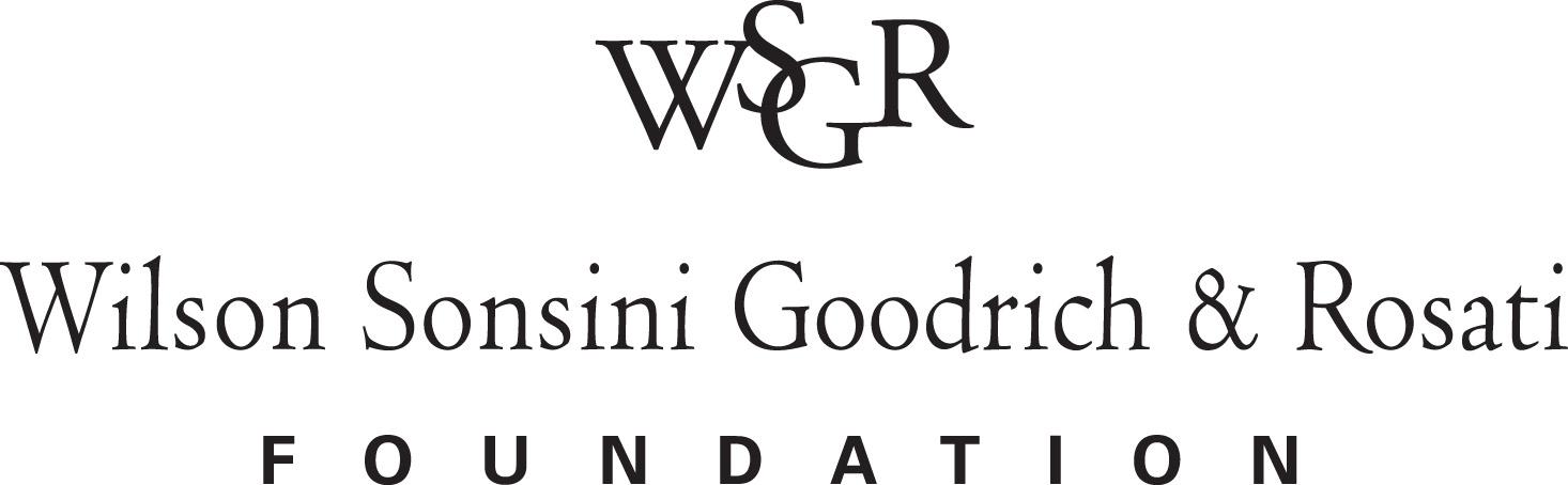 Wilson Sonsini Goodrich & Rosati Foundation logo